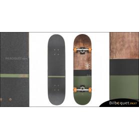 Skateboard Street complète G2 Half Dip 2 - Dark Maple/Hunter Green