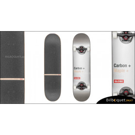 Skateboard Complète Globe G3 Bar - Impact/Silver