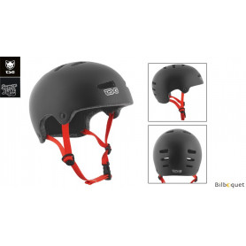 Casque TSG Superlight - Solid color - Satin Black