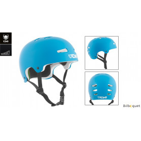 Casque TSG Evolution - Solid color - Satin Dark Cyan