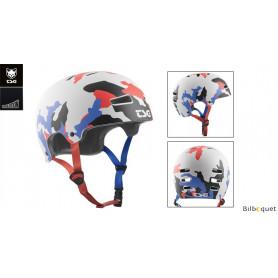 Casque TSG Evolution - Graphic design - Camo BER