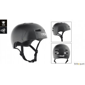 Casque TSG skate/bmx - injected color - injected black