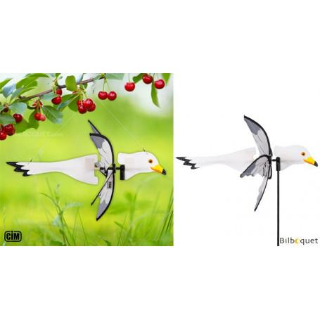 Éolienne 2 en 1 - Mouette
