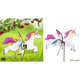 Éolienne 2 en 1 - Licorne
