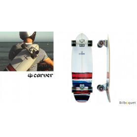 Carver Resin USA Surfskate 32