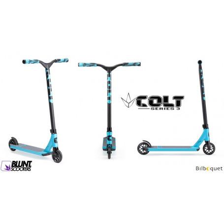 Trottinette freestyle Blunt - Colt S3 bleu - Ados/Adulte