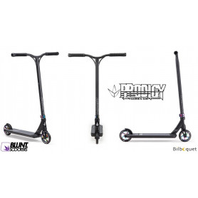 Trottinette freestyle Blunt - Prodigy S6 noir - Ados/Adulte