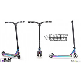 Trottinette freestyle Blunt - Prodigy S6 Oil Slick - Ados/Adulte