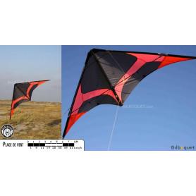 Spyder - Cerf-volant de vitesse nu