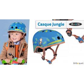 Casque enfant Jungle - Taille S