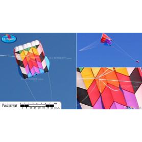 Parafoil 10 - Cerf-volant monofil
