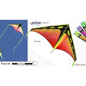Zenith 5 - Infrared - Cerf-volant monofil