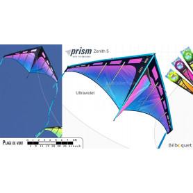 Zenith 5 - Ultraviolet - Cerf-volant monofil