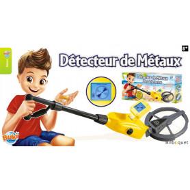 Détecteur Digital de Métaux - Nature