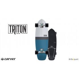 Triton Surfskate blue Horizon CX 31pouces - Carver