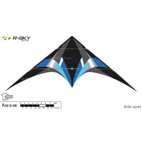 Nirvana 3E HW Midi Cobalt cerf-volant utra polyvalent