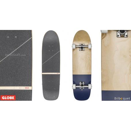 Skateboard Cruiserboard Fat Bandit Natural/Bruise