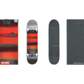 Skateboard Street G1 Full on Charcoal/Chromantic