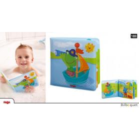 Livre de bain Capitaine grenouille - Haba