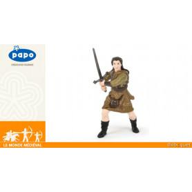 William Wallace - Figurine Le monde médiéval - Papo
