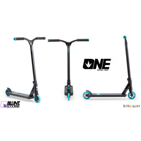 Trottinette freestyle Blunt - One S2 Teal - Ados/Adulte