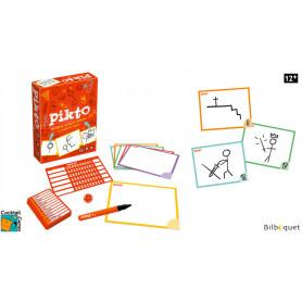 Pikto - Jeu de dessin et d'ambiance
