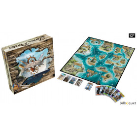 Terre Pirates - Jeu de stratégie