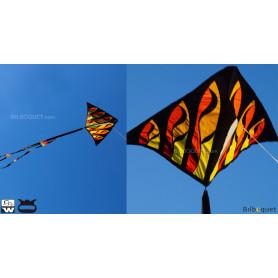Cerf-volant monofil Delta Brasington