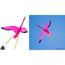 Cerf-volant monofil Flamant 3D - Joel Scholz