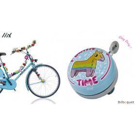Sonnette de vélo Licorne Piñata - Liix Mini Ding Dong Bell