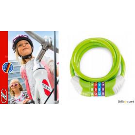 Cordon de sécurité/Cadena vert - Accessoire pour vélo Puky