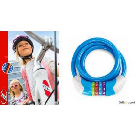 Cordon de sécurité/Cadena bleu - Accessoire pour vélo Puky