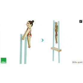 Salto's - Acrobate Nageuse