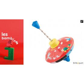 Petite toupie - Les Bambins