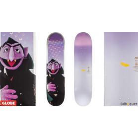 Accessoire Planche G2 Sesame Street - Count Von Count