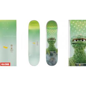 Accessoire Planche G2 Sesame Street - Oscar The Grouch