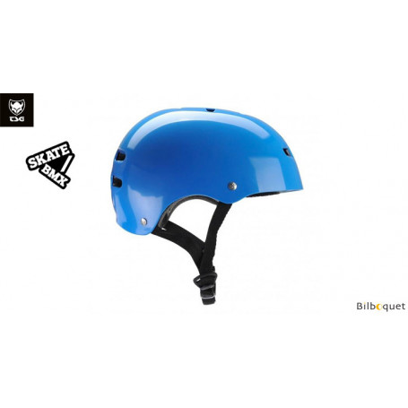 Casque TSG - Skate BMX - Rental-blue