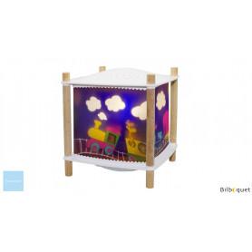 Lanterne magique 2.0 Bluethooth - Train©