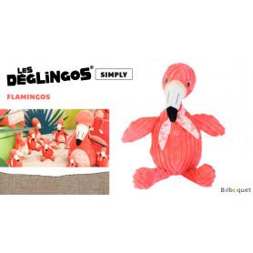 Flamingos Le flamant rose - Déglingos Simply