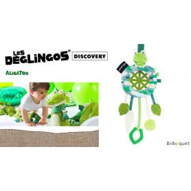 Attrape-rêves Aligatos l'Alligator - Déglingos Discovery