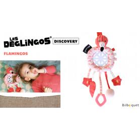 Attrape-rêves Flamingos Le flamant rose - Déglingos Discovery