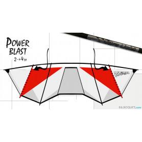 barre verticale extérieure 31 pouces (79 cm)