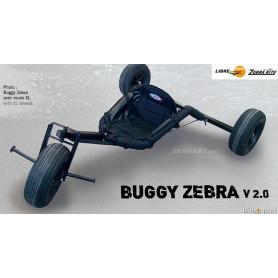 roues standard - essieu 125 cm