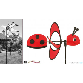 Eolienne Little Magic Ladybird