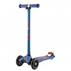 Maxi Deluxe Blue Deluxe Foldable - Active scooter 5-12 years