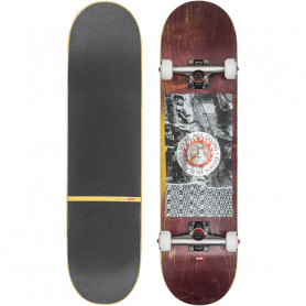 Skateboard Street complète G2 In Flames Holo/Quake - 8 pouces