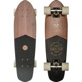 """GLOBE Skateboard GLB-Blazer 26"""" Walnut"""