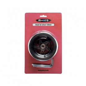 120mm Micro Rocket Scooter Wheel - Micro Spare Part