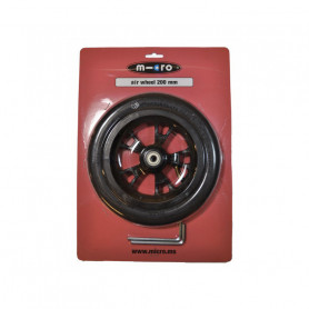 Wheel 200 mm for Micro Flex Air Scooter - Micro Spare Part