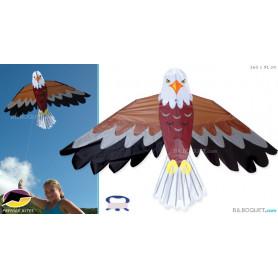 Cerf-volant monofil Aigle à tête blanche
